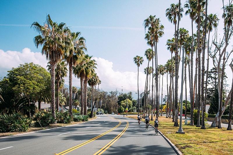 Trek Travel Santa Barbara Bike Tour