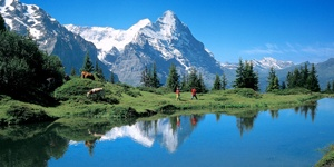 Switzerland custom family bike vacations with Trek Travel