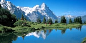 Switzerland custom family bike vacations with Trek Travel