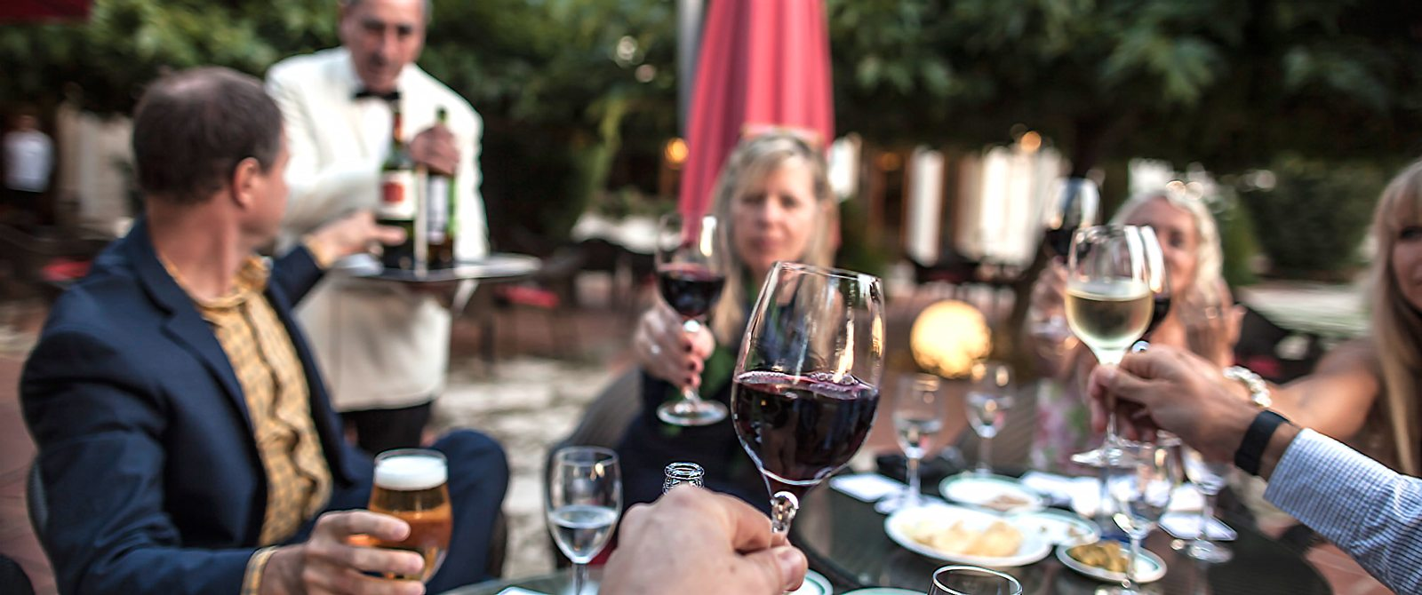Sip on the Spanish wines on your Trek Travel trip to Spain