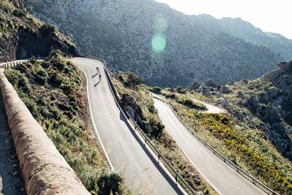 Sa Calobra in Mallorca with Trek Travel