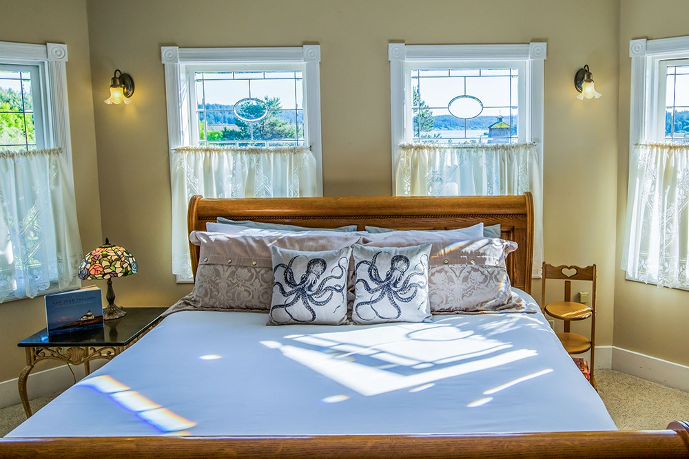 Stay at the Edenwild Inn on Lopez Island with Trek Travel