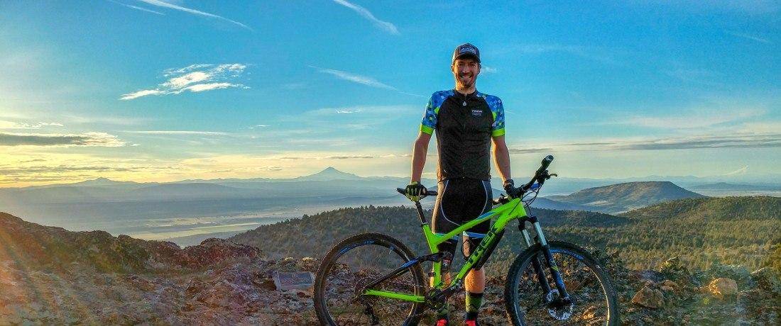 Meet Brad White, Trek Travel bike tour guide