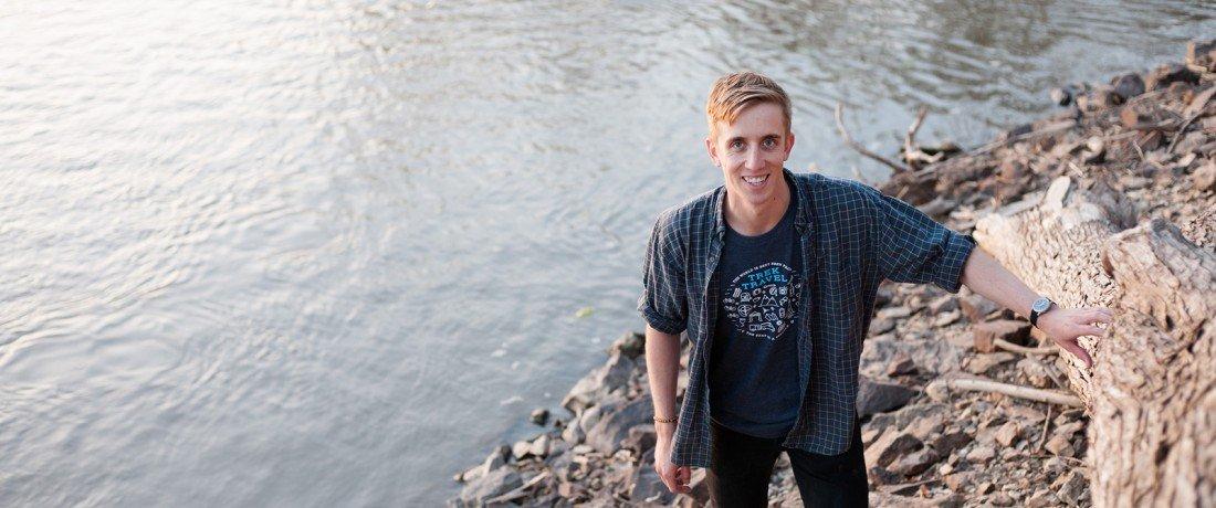 Meet Cooper Mittelhauser, Trek Travel bike tour guide