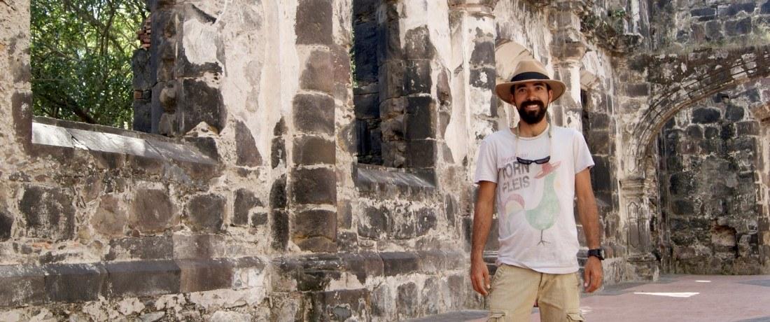 Meet Diego Villasenor, Trek Travel bike tour guide