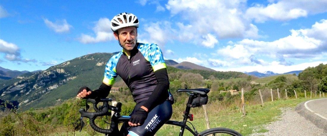 Meet Nick Humphries, Trek Travel bike tour guide