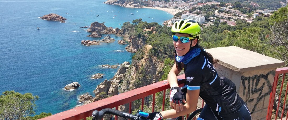 Meet Susy Maddalon, Trek Travel bike tour guide