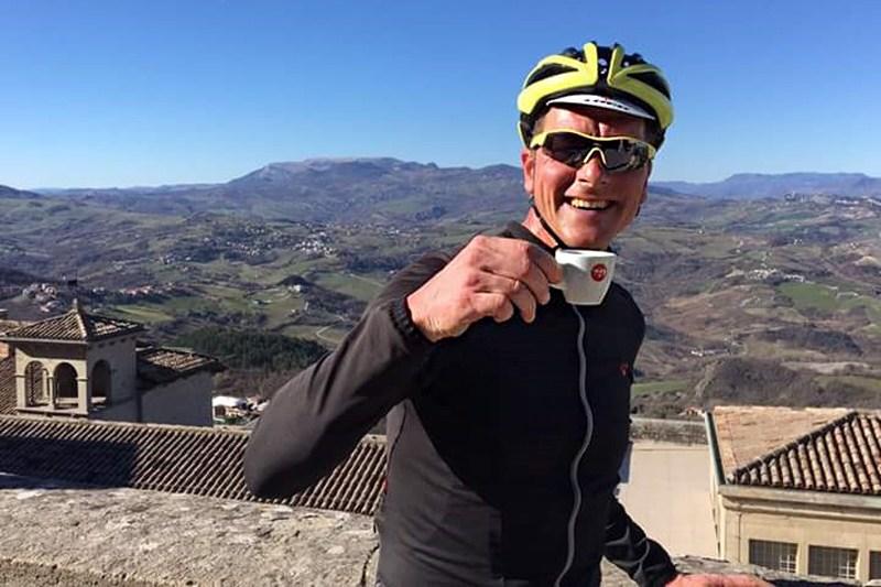 Wiebe Moeys, Trek Travel bike tour guide