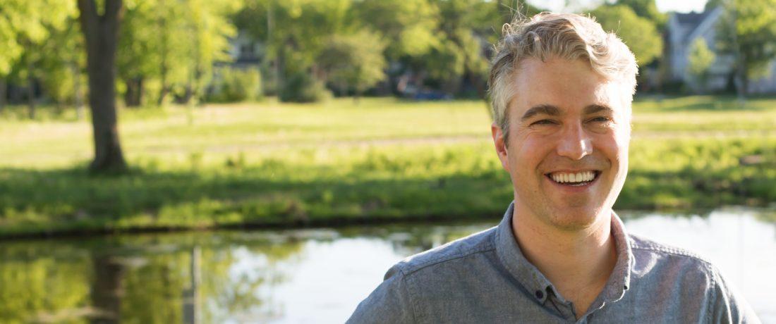 Meet Tim Daeger, Trek Travel Finance Manager