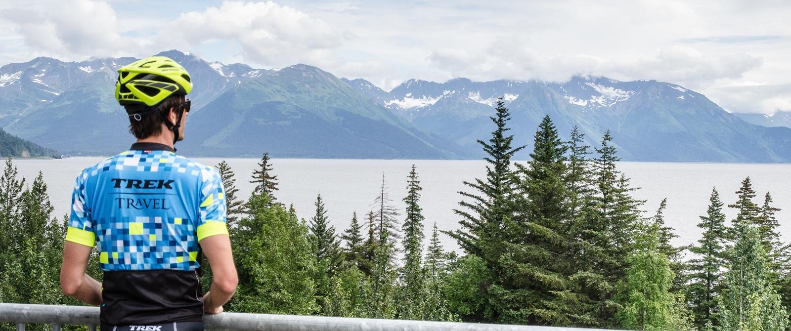 Alaska Bike Tour