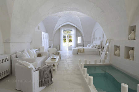 Masseria Muzza Hotel Trek Travel Puglia Cycling Vacation