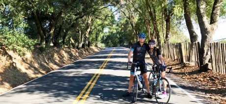 Ride in California Wine Country on a Trek Travel bike tour