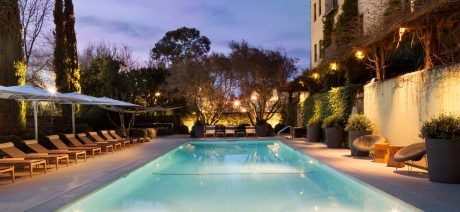 Stay at the luxurious Hotel Healdsburg on a California Wine Country bike tour with Trek Travel