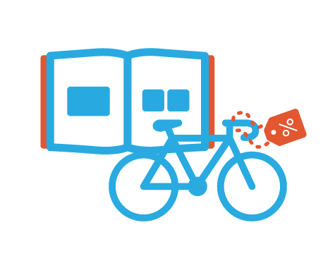 Trek Bike Discount and personalized photo book with every bike tour