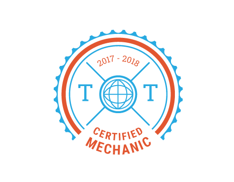 Trek Travel Certified Mechanics