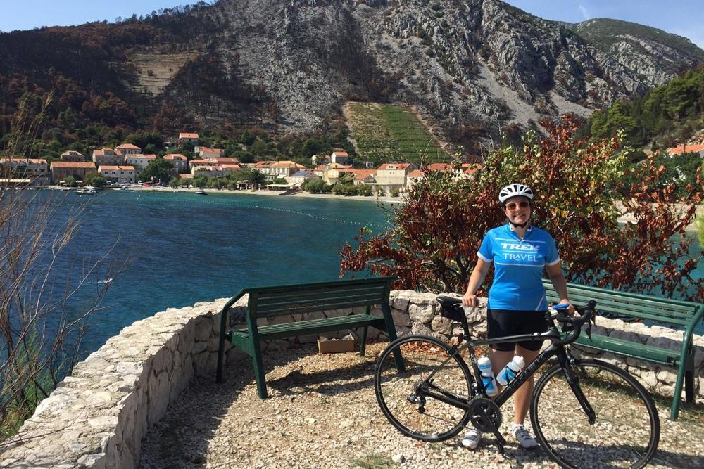 Lindsay Juley Trek Travel Cycling Vacations