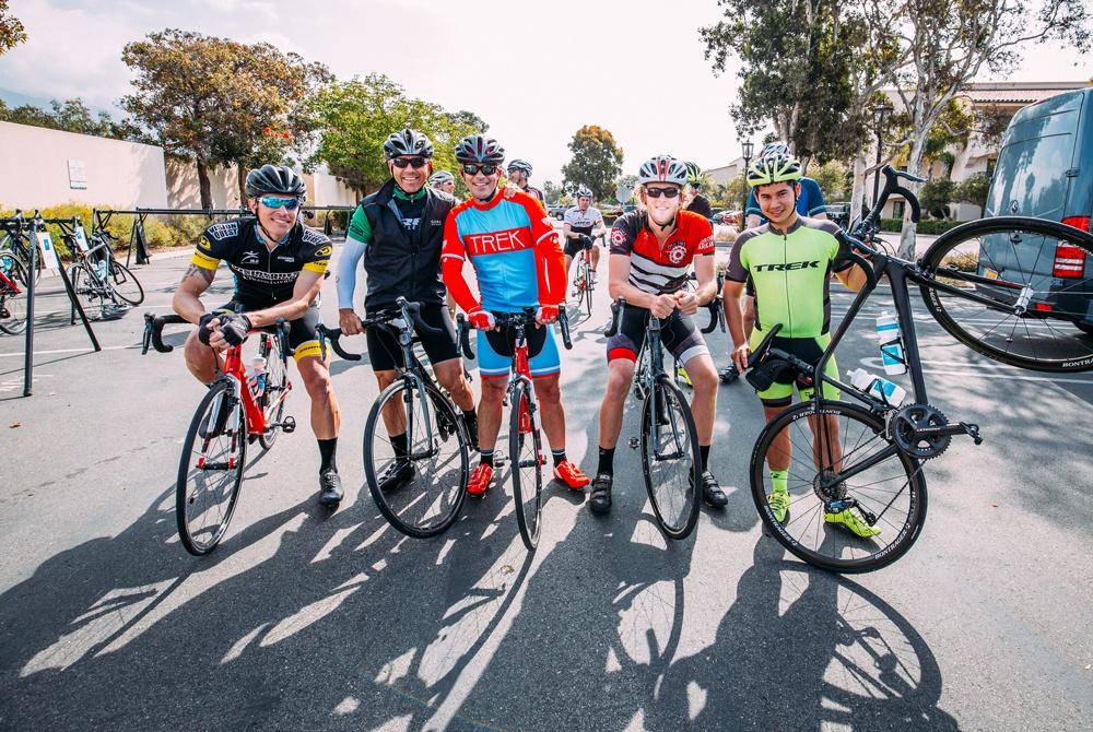 Ride in Santa Barbara on a Trek Travel bike tour