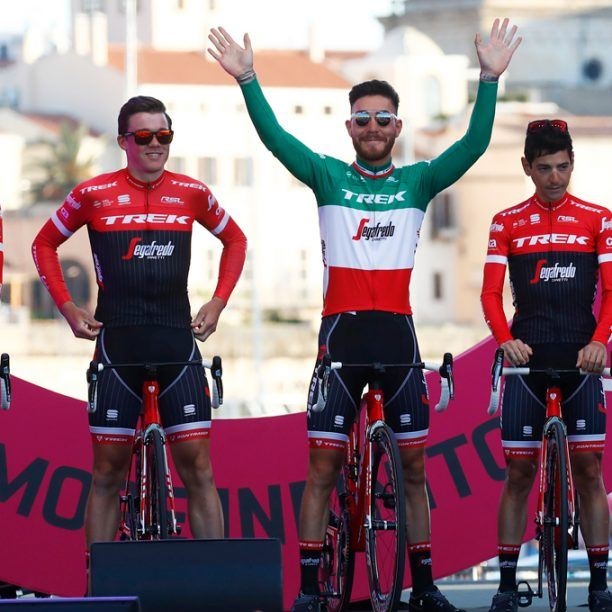 View full trip details for Pro Race Tour Italy