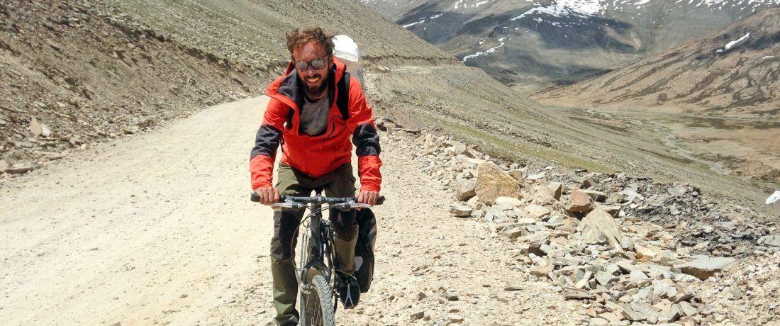 Meet Julien Mossan, Trek Travel bike tour guide