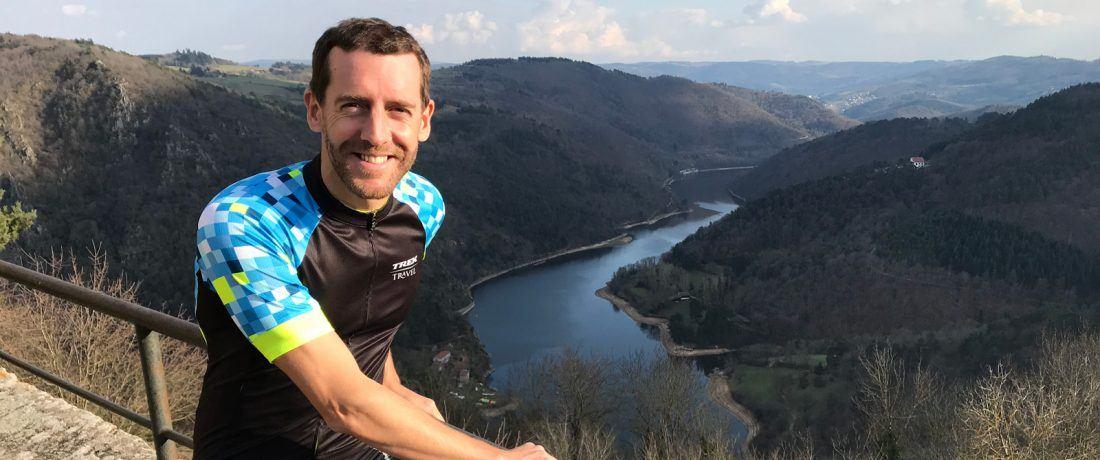 Meet Julian Bonnamour, Trek Travel bike tour guide
