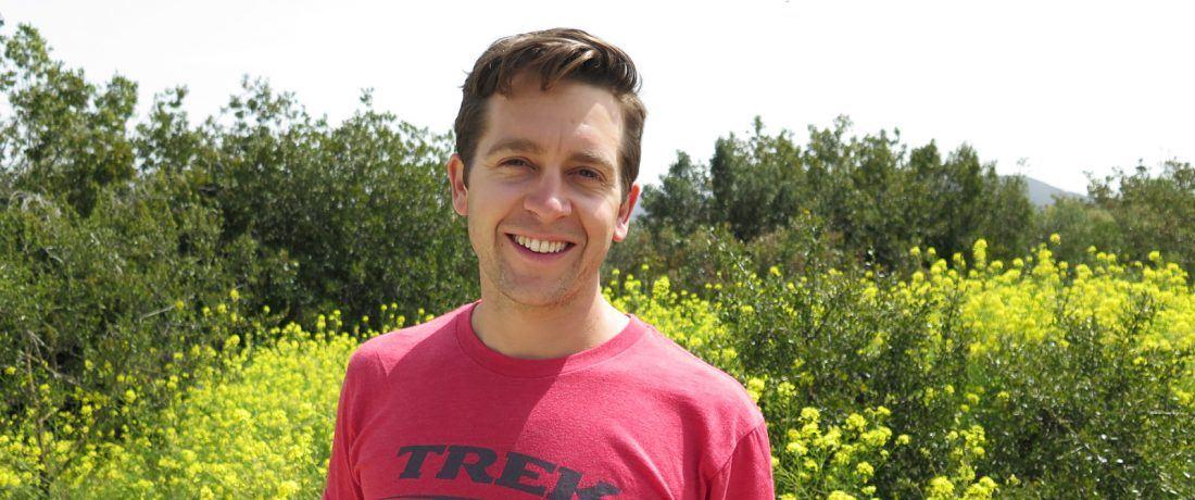 Meet Justin Schnittker, Trek Travel bike tour guide
