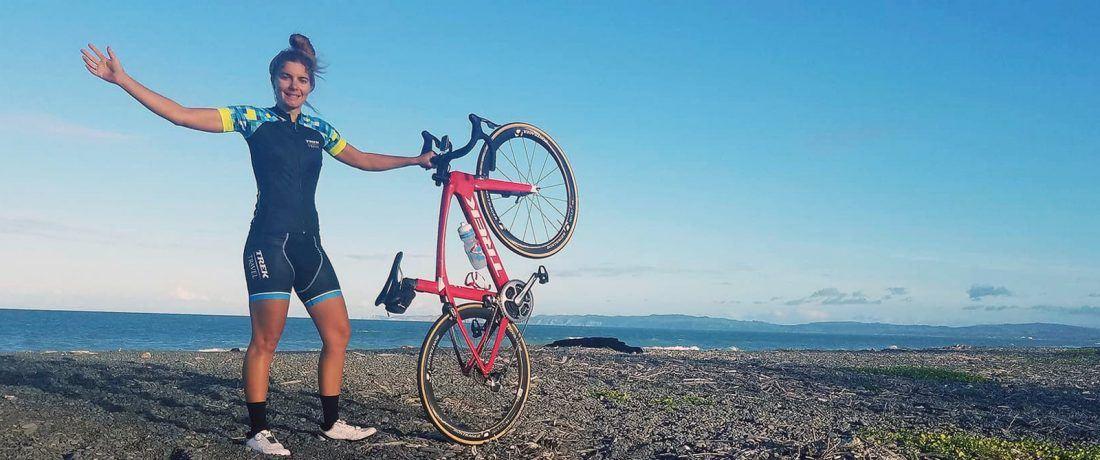 Meet Natalie Kerwin, Trek Travel bike tour guide
