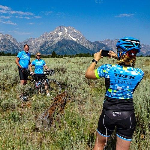 Trek Travel Yellowstone Cycling Vacation