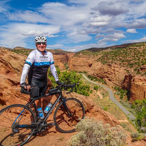 Trek Travel Bryce Zion Cycling Vacation