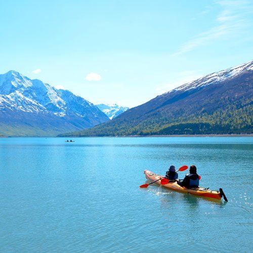 Trek Travel Alaska Cycling Vacation