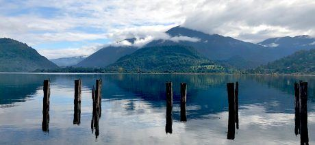 Experience the serenity of Lago Ranco on a cycling vacation in Chile