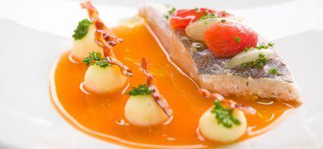 Dine at the Michelin-star Locanda Don Serafino Ristorante