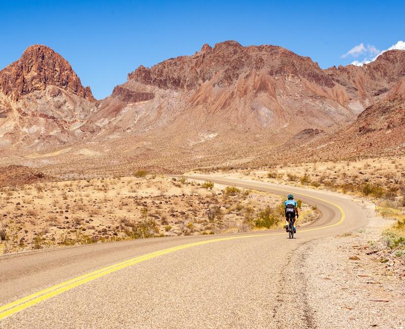 Cross country bike tour