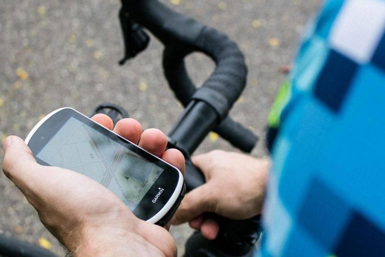 Try a Garmin GPS on Trek Travel cycling vacations