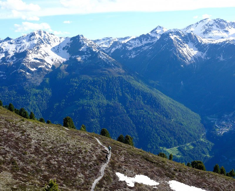 Plan a Custom Trek Travel Bike Tour to Switzerland