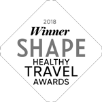 Trek Travel wins Shape Magazine's Healthy Travel Awards 2018