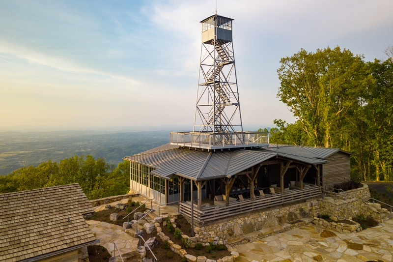 Blackberry Mountain, Tennessee Luxury Bike Tours & Cycling Vacations
