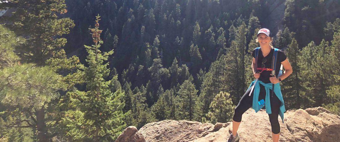 Meet Kelsey Gibson, Trek Travel Guide Services Coordinator