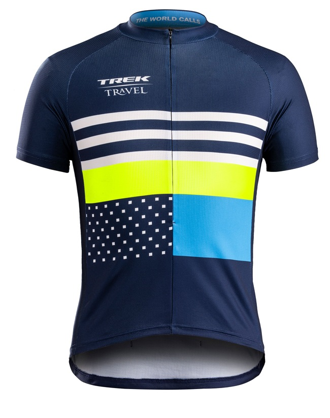 Trek Travel Men's Cycling Jersey
