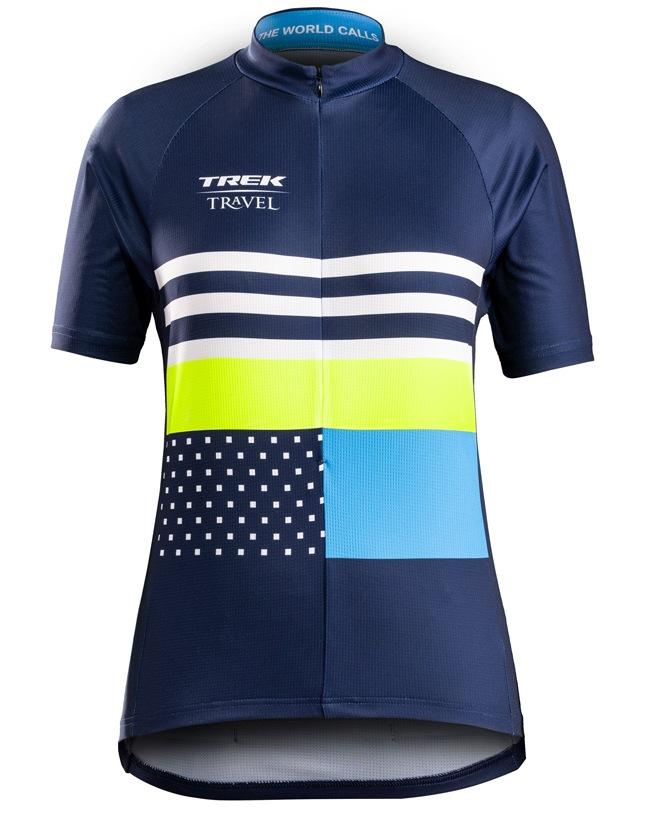 Trek Travel Women's Cycling Jersey