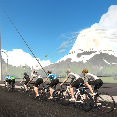 Trek Travel and Zwift Training Plans for a Cycling Vacation