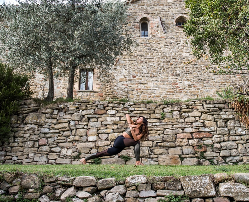 Join Trek Travel and Yogascapes for a yoga bike tour to Portugal and Palm Springs