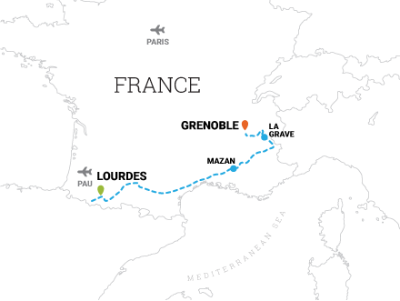 Let Trek Travel be your guide to the Tour de France bike tour