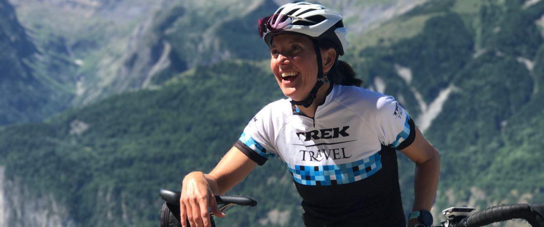 Meet Tania Burke, Trek Travel President