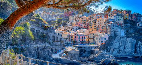 Join Trek Travel for a Cinque Terre bike tour through Italy