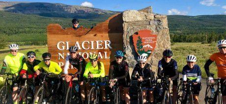 Explore Glacier National Park on a Trek Travel Trek bike tour