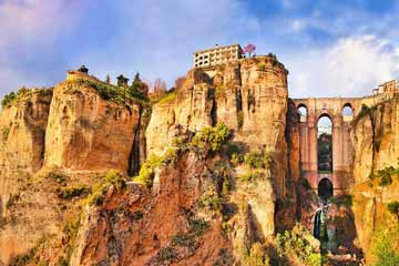 Join Trek Travel for a Spanish Bike Tour to Andalucia, Spain
