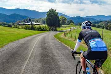 Join Trek Travel for a bike tour to Blackberry Mountain by Blackberry Farm
