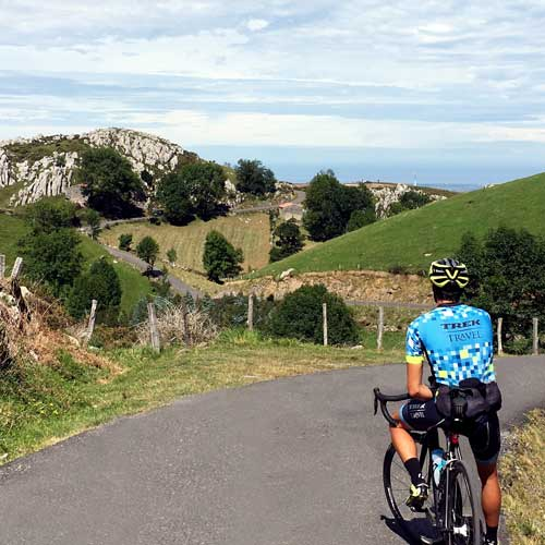 Visit the Classic Climbs of Spain on a Trek Travel bike tour