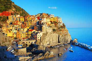 Join Trek Travel for a Italy Bike Tour to Cinque Terre