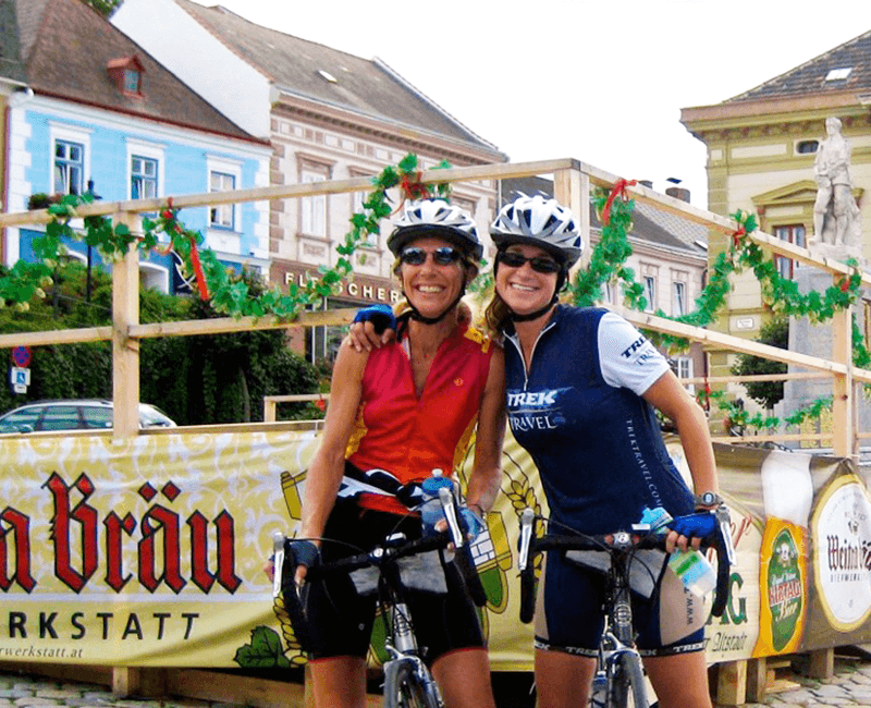 Join Trek Travel for a family-friendly bike tour to the Czech Republic